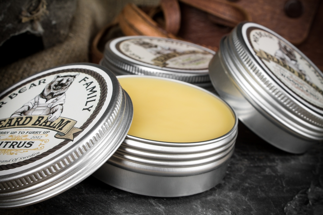 Mr Bear Beard Balm 2