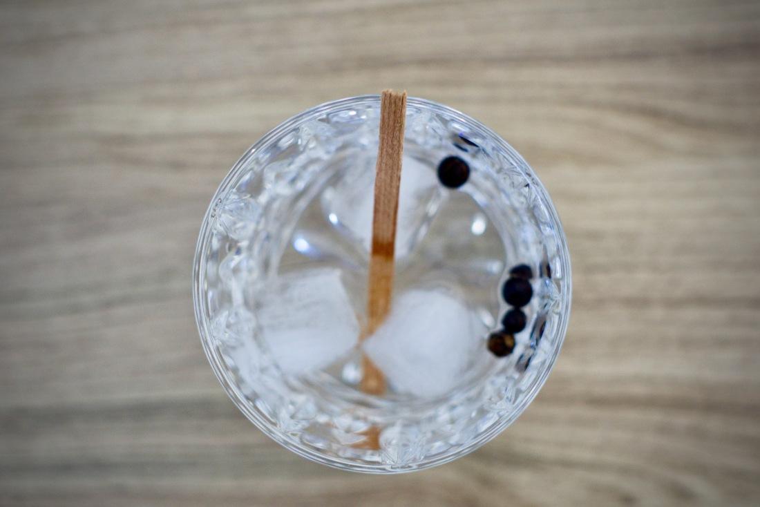 Glas von Oben